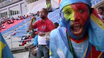Fans during Congo vs. DR Congo - Orange Africa Cup of Nations, EQUATORIAL GUINEA 2015