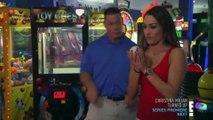 Le catcheur John Cena bat sa copine à tout les sports!
