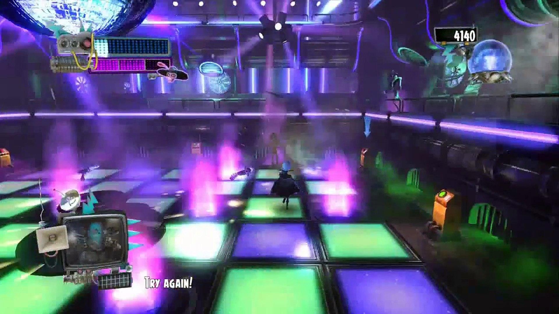 Megamind: Ultimate Showdown All Bosses | Boss Battles (PS3, X360)