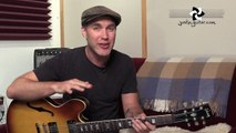 Jazz Standard: Autumn Leaves - Harmonic Analysis (Guitar Lesson JA-522)