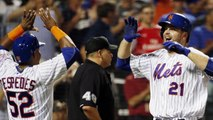 Mets Sweep Nats, Tied for First Place