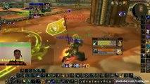 Druid PvP - WoW ARENA BATTLE | Warrior Druid against Rogue Druid