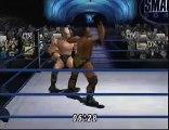 WWF NO MERCY - The Rock -vs- Stone Cold Steve Austin