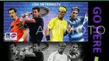 Watch Novak Djokovic Vs. David Ferrer - Tennis Live Stream - Novak Djokovic Vs David