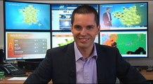 Météo semaine : entre fortes chaleurs et violents orages