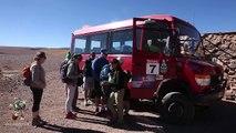 Bolivie : Expédition dans le Sud Lipez jusqu'au Salar d'uyuni -Le Tour du Monde a 80cm-