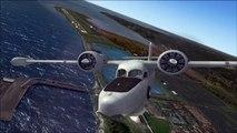Grays Harbor, Bowerman airport, Fsx, REX 2.0, ORBX.mp4