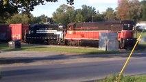 Finger Lakes Railway B23-7 Auburn to Senca Falls