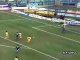 football - Goles de BATISTUTA (100 goals)