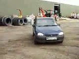 Opel Corsa/ Vauxhall Corsa/ Holden Barina Does Jumps.