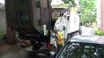 J.R.M. Hauling & Recycling 912- Mack MRU leach 2R3 rear loader