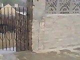me it village sakri shawer in rain