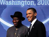 Jonathan Goes To US To Meet Obama And Become The First Nigerian Leader To Ring The NYSE Closing Bell