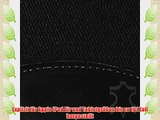 Bouletta Envelope Schwarz Apple iPad Air H?lle iPad 5 Leder Canvas Tasche Book Case Cover Sleeve