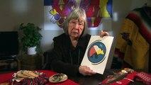 Elder Elize Hartley explains the ASHS Logo