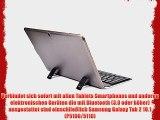 Cooper Cases(TM) GoKey  universelle Bluetooth Funktastatur f?r Samsung Galaxy Tab 2 10.1 (P5100/5110)