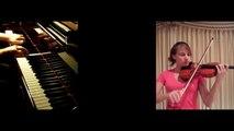 Chrono Cross Time's Scar Violins and Piano: Collab with Verdegrand (Piano) and joshi3joshi (Violin)