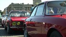 Plus de 700 véhicules de collection ont défilé dans Paris