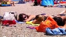Vacances : les applications mobiles facilitent la drague sur la plage
