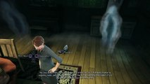 A kitty doing kitty stuff {Murdered Soul Suspect}