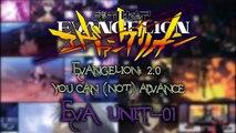 Evangelion: 2.0 Eva Unit 01, Rebuild of Evangelion (HD 720p)