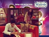 Wizards of Waverly Place Season 1 Episode 17 Report Card