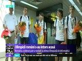 România se poate lăuda din nou cu elevii săi geniali. Olimpicii români au cucerit patru medalii, una de aur, două de argint si una de bronz la Olimpiada Internaţională de Informatică.