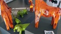 Maison des Arts : Aquarelles & Scupltures