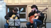 Night on the Bald Mountain (M.P. Mussorgsky) Transcription for 2 guitars!
