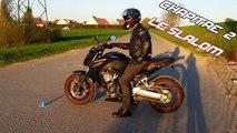 Réussir son Permis Moto #2   Le Plateau Lent - SHIFT 87