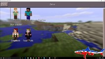 Windows 10 Minecraft Beta Gameplay