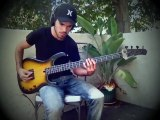 Miki Santamaria - Fingerstyle Bass Solo [Modulus Flea Bass   Funk Unlimited]