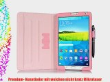 rooCASE Samsung Galaxy Tab S 8.4 H?lle Case - PU Ledertasche schutzh?lle St?nderfunktion Cover