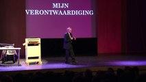 """In de rubriek sleutelfiguren: Jan Hoet over """"wat maakt kunst tot kunst?"""""""