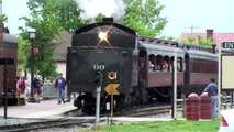 Strasburg Steam Train