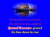 elvis presley le ghetto (version francaise)