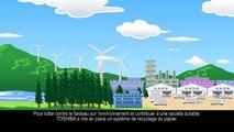 L'éco-MFP : Explication du concept innovant d'encre effaçable
