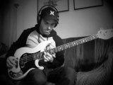 STEVIE WONDER - Overjoyed [Miki Santamaria Solo Bass Arrangement]