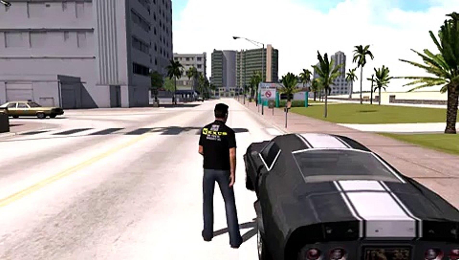 DRIV3R - Modding : Tanner Nexus T-shirt