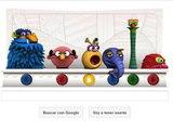 Google hace nuevo 'doodle' en honor a Jim Henson, creador de Los Muppets