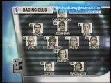 Velez 1 Racing 1 Apertura 2001 (Resumen Completo) Racing Campeon