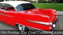 1956 Pontiac Star Chief Custom Catalina - Ross's Valley Auto Sales - Boise, Idaho