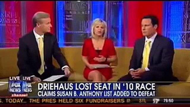 Ex-Rep. Steve Driehaus Sues SBA List for 'Loss of Livelihood' (Fox & Friends, 10.26.11)