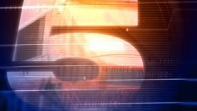 Prototipo Sigla TG5 (HD) con audio originale