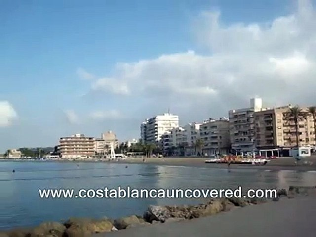Santa Pola Beaches - Santa Pola Playas, Costa Blanca, Spain | Godialy.com