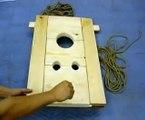木製械具系列 - 三孔活動式木枷