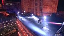 Robbie Maddison nouvel an 2008 - Arc de Triomphe Las Vegas