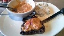 My 25th Anniversary Steak at Bone Fish restaurant