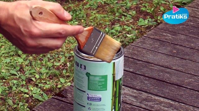¿Cómo evitar que vuestra pintura se derrame cuando utilicemos una brocha?