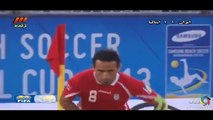 BEACH FOOTBALL | Iran - Italy | Intercontinental Cup - 2013